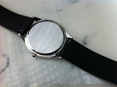 カミーユ・フォルネの時計ベルト