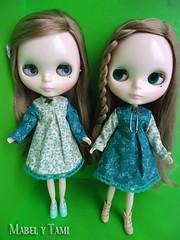Mabel y Tami