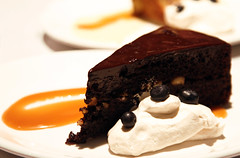 I forget~ Chocolate Cake (gtsomething) Tags: food cake french dessert yummy chocolate tasty delicious chocolatecake frenchfood frenchcuisine gtsomething