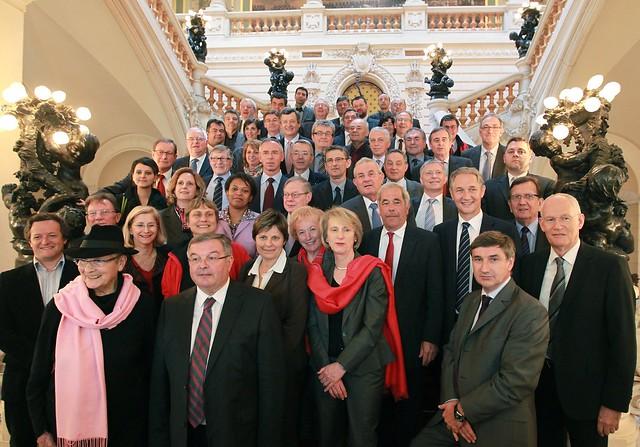 Les conseillers généraux du Rhône