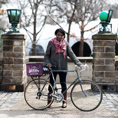 #BikeNYC Portrait: Trish