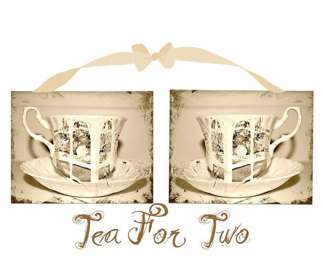 Tea for Two Texture Tuesday