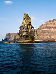 Seastack 3 (kckelleher11) Tags: ireland clare olympus