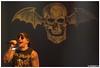 Avenged Sevenfold @ Citibank Hall (analuizalima) Tags: show brazil rio brasil america matt de hall casa concert shadows rj janeiro christ gates live 7 x m johnny forever latina rev citibank zacky biggest a7x maior vengeance syn avenged sevenfold