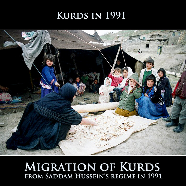 Migration of Kurds????????