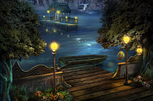 background art 41