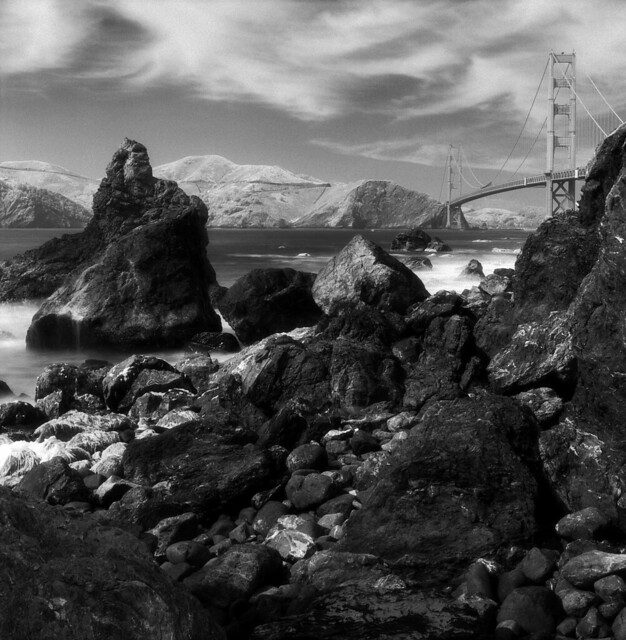 Marshalls Beach San Francisco by raj3636