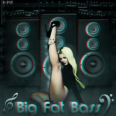 Britney Spears - The Big Fat Bass by B-POP (B-POP) Tags: by photoshop magazine out big shoot photoshoot bass spears fat femme william gasoline britney fatale firma outtake desing the 2011 bpop brianpop
