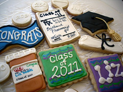 pharmacy-grad-2 (CharmingChelsea) Tags: cookies diploma graduation pharmacy pills pharmacist prescription graduationcap royalicing