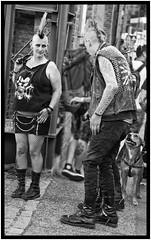 Punks (CliveDodd) Tags: punks
