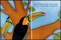 Toucans (Kipling West) Tags: bird illustration toucan kiplingwest theterrificnumber2