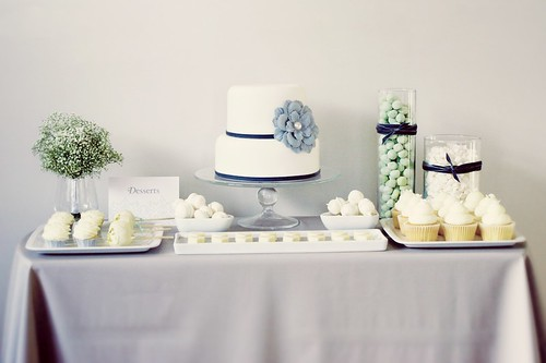 wedding dessert table 1