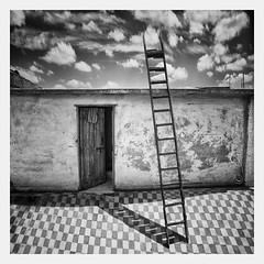 extension to heaven () Tags: andy stairs landscape andrea steps andrew morocco marocco marrakech scala marrakesh ladder paesaggio benedetti d90