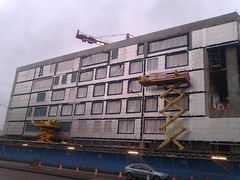 Birmingham Ormiston Academy - Jennens Road - new windows