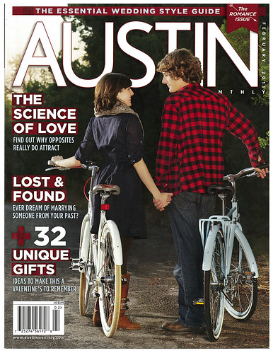 Austin Monthly Romance Issue February 2011