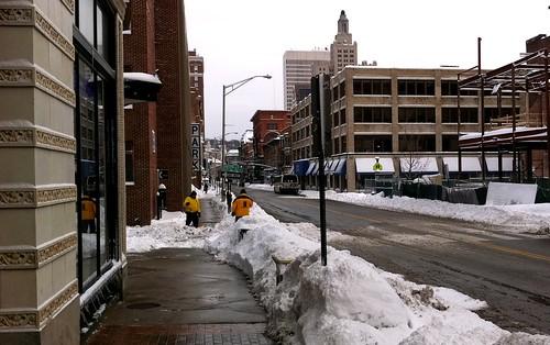 Snow - January 27, 2011