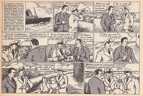 004-Roberto Alcázar nº 3-Los piratas del aire-1ª pagina