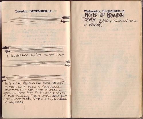 1954: December 14-15