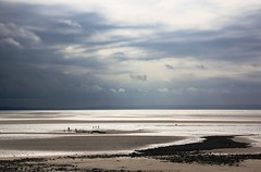Grey Beauty (Lumenoid) Tags: sky beach wales grey day cloudy lowtide llandudno gmt flickrdiamond platinumheartaward