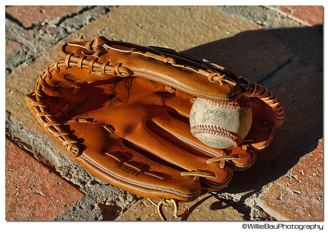 Ball and Glove...