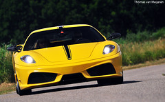 Ferrari 430 Scuderia (Thomas van Meijeren) Tags: new old blue winter summer italy white black holland color colour netherlands dutch car yellow club race grey drive michael spider team italian nikon ride wheels engine nederland 360 f1 ferrari 328 event giallo enzo formula brakes juli modena rev circuit rosso loud cabrio 2009 scuderia supercar challenge schumacher v8 vr v10 exhaust stradale 2010 corsa combo veyron 430 cabriolet monza f40 v12 f50 348 308 355 berlinetta mugello evenement 2011 16m d90 striping formule