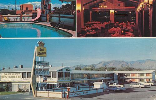 La Fonda Restaurant In Deming New Mexico