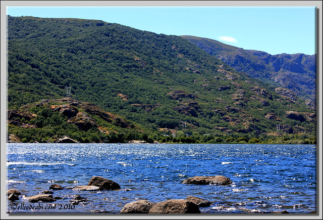 4 lago de Sanabria