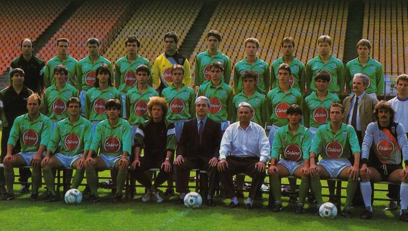 Saint-Etienne 1988-89