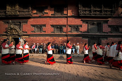 Patan Procession (N+C Photo) Tags: world travel nepal vacation people woman holiday building art history tourism beauty architecture temple person p