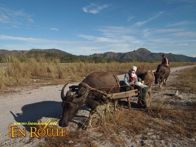 Other Aetas us this old form of transportation