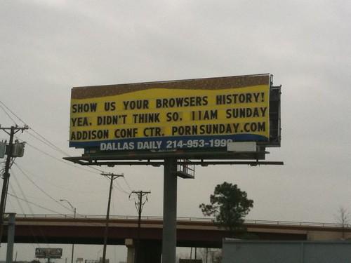 Billboard #4 - Dallas