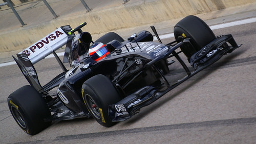 Williams FW33 2011 F1
