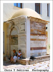 Beauties  of Chios Island,GR (CTPPIX.com) Tags: trip travel ladies summer vacation building beautiful leaves canon island greek eos women pretty dress legs urlaub relaxing aegean hellas smoking flipflop greece journey tired 7d siesta gr resting ctp ottoman wristwatch miniskirt sandal camerabag 2010 chios hotday griekenland griek hios hellenic greekisland xios seksi greekwoman sakiz byzantinemuseum grek canonbag greekwomen chiostown khios christpehlivan ctppix sakizadasi abulutionfountains xioy ottomanmade