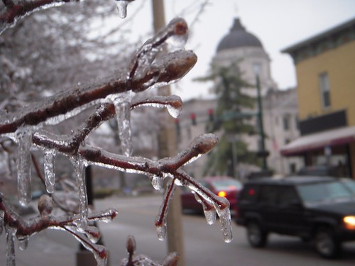 Ice on the Square