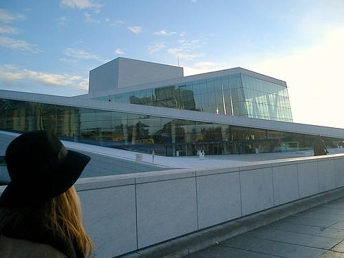 Oslos nya operahus