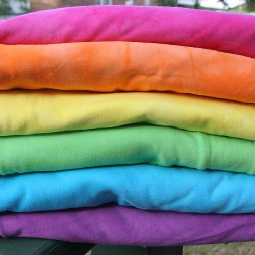 rainbow organic stella knit