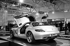 Mercedes-Benz SLS AMG (Jeroenolthof.nl) Tags: show slr car maastricht photography mercedes benz jeroen photographer convertible automotive mercedesbenz 300 sls amg roadster 2011 olthof interclassics topmobiel wwwjeroenolthofnl jeroenolthofnl jeroenolthof