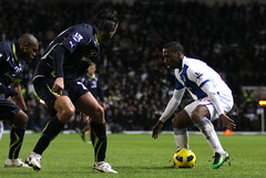 BRFC V Tottenham 340 (MAJ Media) Tags: park chris white club spurs 1 football samba ryan 10 nelson blackburn peter lane hart rafael van der crouch tottenham vaart rovers hotspur ewood brfc brfcvtottenham