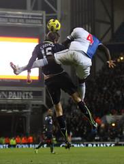BRFC V Tottenham 356 (MAJ Media) Tags: park chris white club spurs 1 football samba ryan 10 nelson blackburn peter lane hart rafael van der crouch tottenham vaart rovers hotspur ewood brfc brfcvtottenham