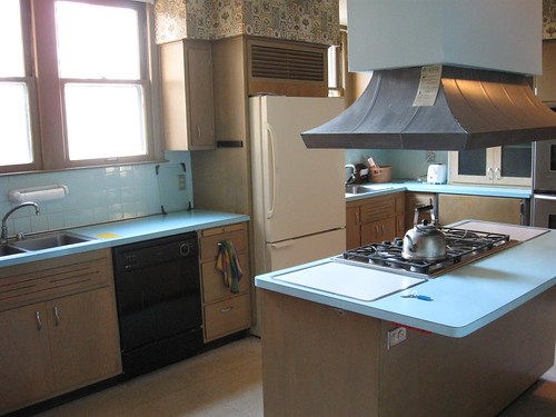 Kitchen, James H. Foster Residence