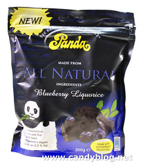 Panda Blueberry Licorice