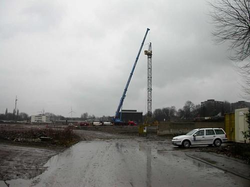 Baubeginn 12/2004