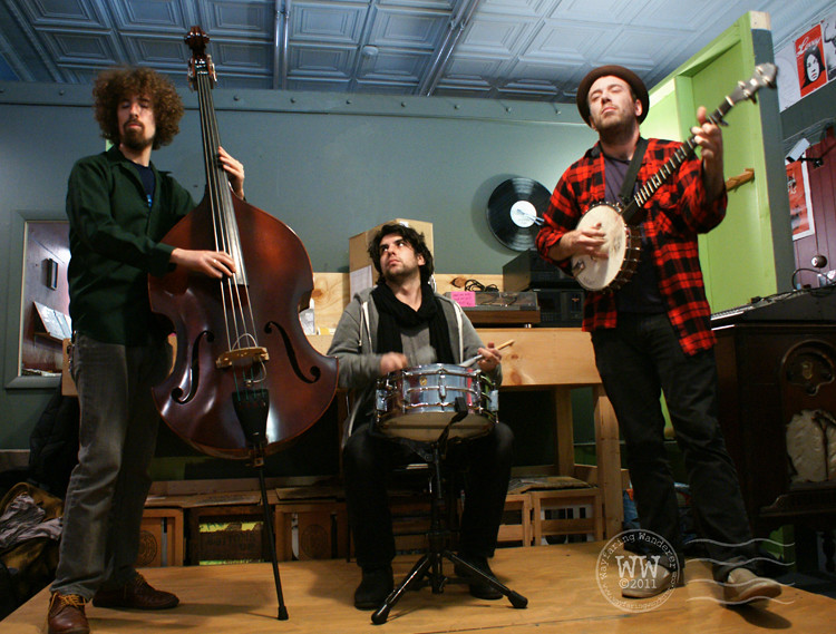 Langhorne Slim Band @ 641rpm