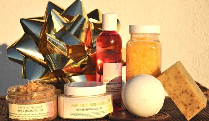 Home Spa Gift Box