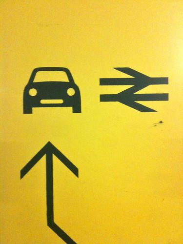 Car, rail