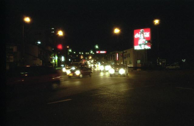 道路のフリー写真素材