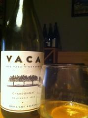 2008 Rio Vaca Chardonnay
