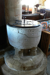 Norman font Shotteswell