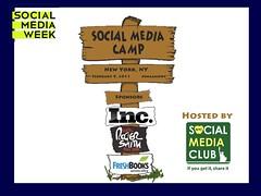 Social Media Camp - NYC - 2011