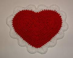 Reclaimed Heart Hotpad